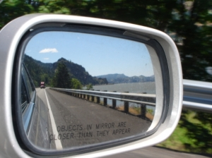 rearview mirro