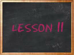 lesson11