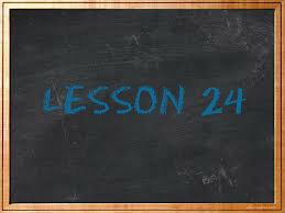 lesson24