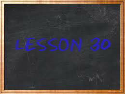 lesson30