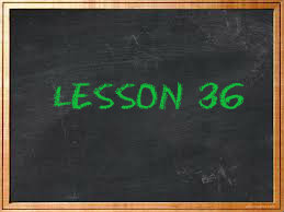 lesson36