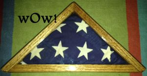 flag wow