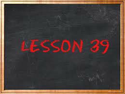 lesson39