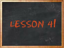 lesson41