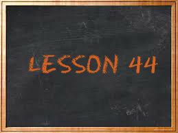 lesson44