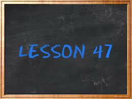 lesson47