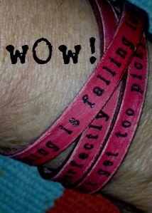 wOw bracelet
