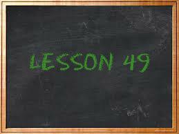 LESSON49