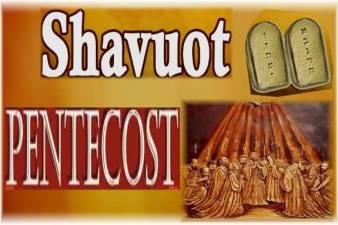 Shavuot-Pentecost